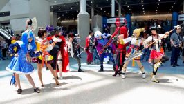 Anime Expo 2016 Cosplay 14 HeroWarz Elsworld