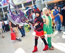Anime Expo 2016 Cosplay 142 Gate Rory Tuka Luna Mercury