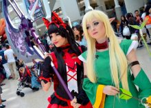 Anime Expo 2016 Cosplay 143 Gate Rory Tuka Luna Mercury