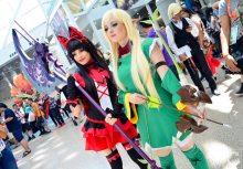 Anime Expo 2016 Cosplay 144 Gate Rory Tuka Luna Mercury