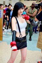 Anime Expo 2016 Cosplay 148 Tifa Lockhart Final Fantasy VII