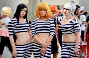 Anime Expo 2016 Cosplay 155 Prison School Hana Meiko Mari