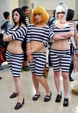 Anime Expo 2016 Cosplay 156 Prison School Mari Meiko Hana