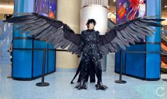 Anime Expo 2016 Cosplay 167 Howl's Moving Castle Bird Form Howl