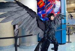 Anime Expo 2016 Cosplay 168 Howl's Moving Castle Bird Form Howl