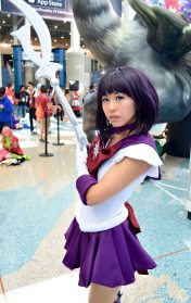 Anime Expo 2016 Cosplay 173 Sailor Saturn