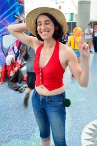 Anime Expo 2016 Cosplay 21 One Piece Monkey D. Luffy