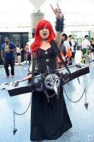 Anime Expo 2016 Cosplay 22 Sona Pentakill