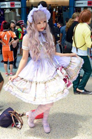 Anime Expo 2016 Cosplay 26