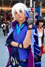 Anime Expo 2016 Cosplay 34 Dreadlord Elsword