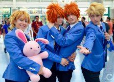 Anime Expo 2016 Cosplay 37 Ouran High School Host Club