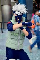 Anime Expo 2016 Cosplay 4 Kakashi Hatake Naruto
