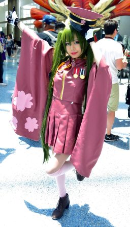 Anime Expo 2016 Cosplay 40