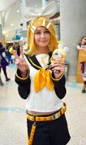 Anime Expo 2016 Cosplay 52 Rin Vocaloid