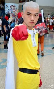 Anime Expo 2016 Cosplay 53 One Punch Man