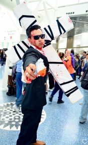 Anime Expo 2016 Cosplay 54 Nicholas D. Wolfwood Trigun