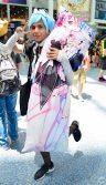 Anime Expo 2016 Cosplay 56 Waifu Pillow