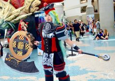 Anime Expo 2016 Cosplay 63 Gon Destroyer Blade and Soul