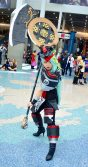 Anime Expo 2016 Cosplay 64 Gon Destroyer Blade and Soul