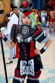 Anime Expo 2016 Cosplay 66 Gon Destroyer Blade and Soul