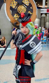 Anime Expo 2016 Cosplay 67 Gon Destroyer Blade and Soul