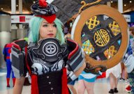 Anime Expo 2016 Cosplay 68 Gon Destroyer Blade and Soul