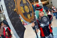Anime Expo 2016 Cosplay 69 Gon Destroyer Blade and Soul