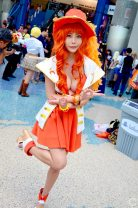 Anime Expo 2016 Cosplay 99 Nami One Piece