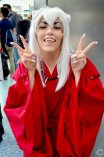 Anime Expo 2016 Cosplay Funny 1 Inuyasha
