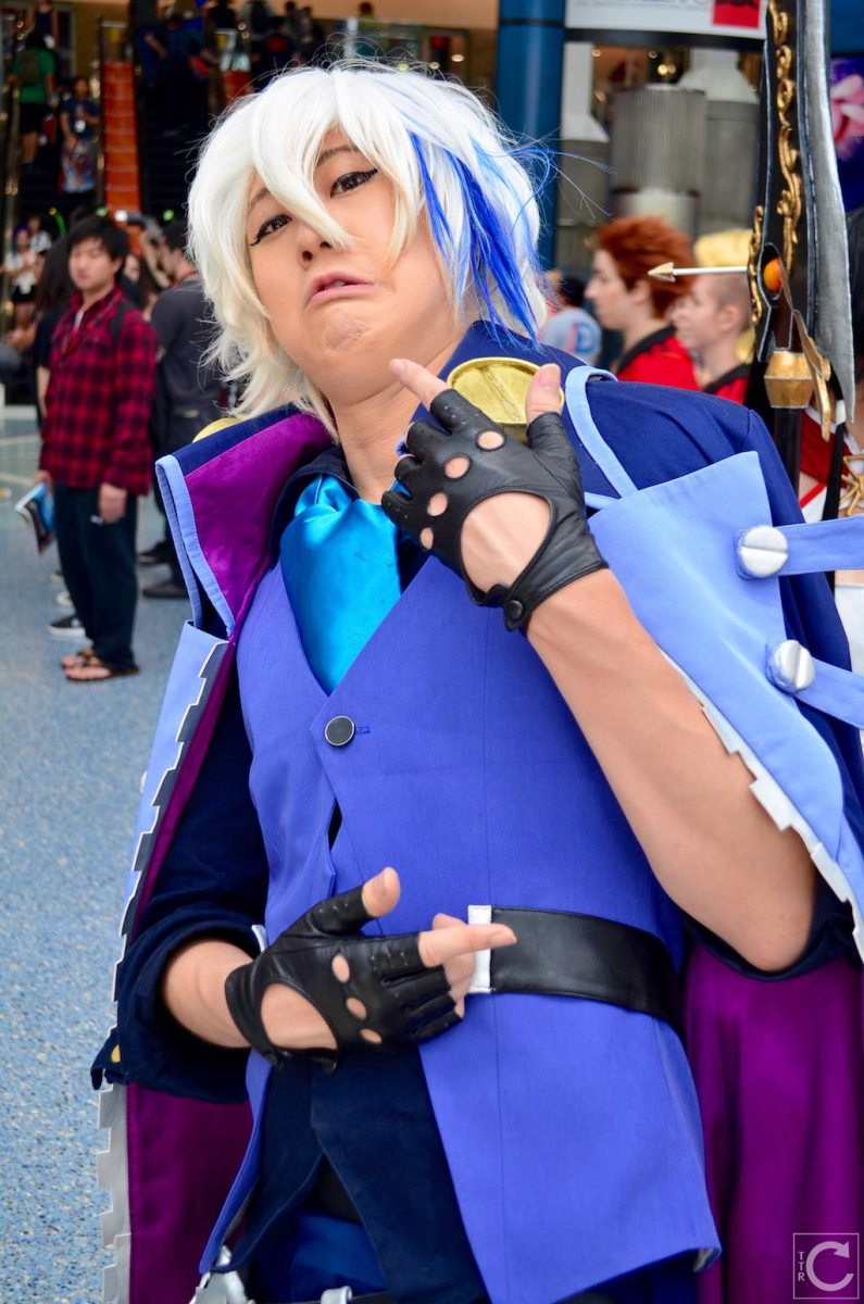 Anime Expo 2016 Cosplay Funny 11 Dreadlord Elsword