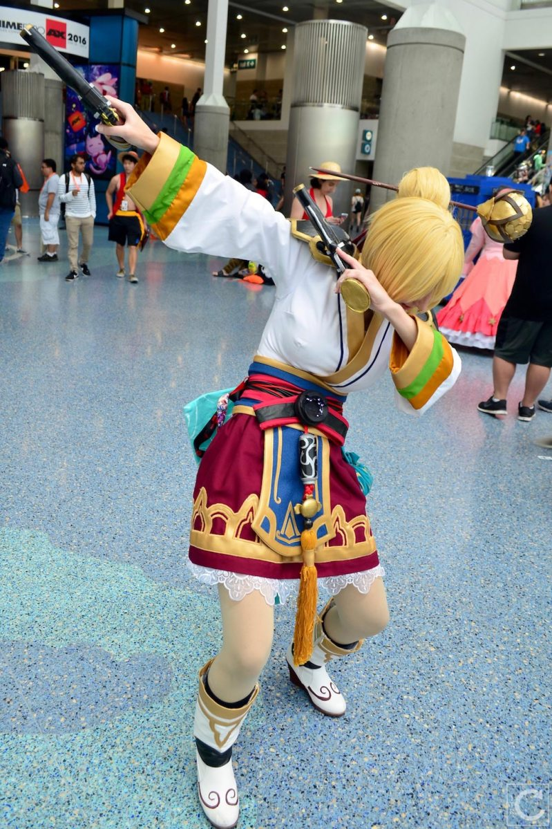 Anime Expo 2016 Cosplay Funny 13 Rose Elsword