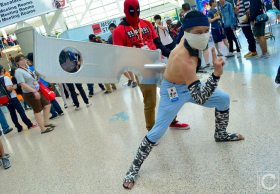 Anime Expo 2016 Cosplay Funny 27