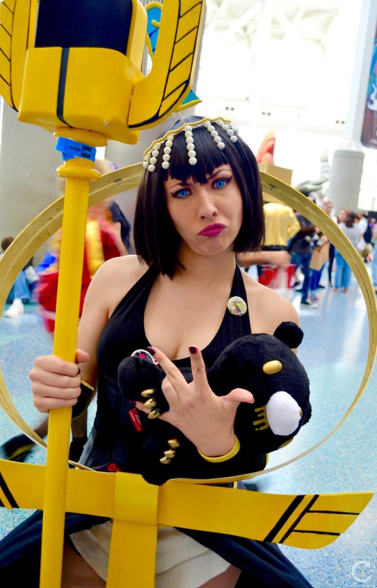 Anime Expo 2016 Cosplay Funny 28 Eliza Skullgirls