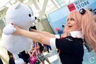 Anime Expo 2016 Cosplay Funny 34 Junko Enoshima Danganronpa