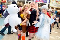 Anime Expo 2016 Cosplay Funny 35 RWBY Dangonronpa