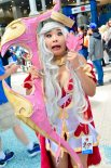 Anime Expo 2016 Cosplay Funny 4 Heartseeker Ashe League of Legends