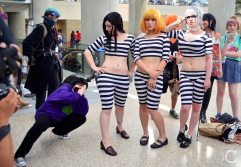 Anime Expo 2016 Cosplay Funny 42 Prison School