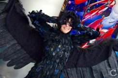 Anime Expo 2016 Cosplay Funny 48 Howl Bird Form Howl's Moving Castle