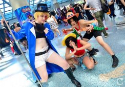 Anime Expo 2016 Cosplay Funny 49 One Piece