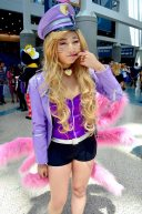 Anime Expo 2016 Cosplay Funny 5 Popstar Ahri League of Legends