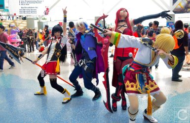 Anime Expo 2016 Cosplay Funny 8 Elsworld
