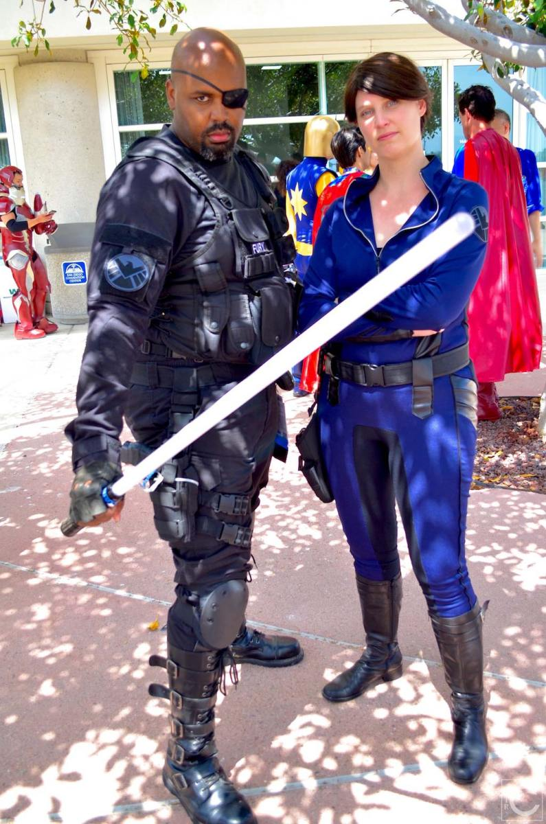 san-diego-comic-con-2016-cosplay-115-nick-fury-maria-hill-shield