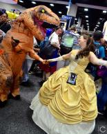 san-diego-comic-con-2016-cosplay-outtakes-7-t-rex-belle-beauty-and-the-beast