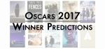 Oscars 2017 Winner Predictions