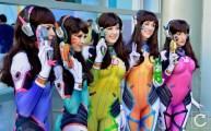 WonderCon 2017 Cosplay Overwatch D.Va 1