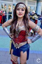 WonderCon 2017 Cosplay Wonder Woman