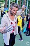 WonderCon 2017 Cosplay Logan Wolverine