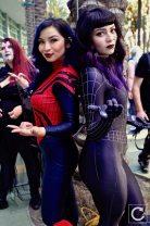 WonderCon 2017 Cosplay Spider-Woman
