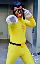 WonderCon 2017 Cosplay Goofy Movie Powerline