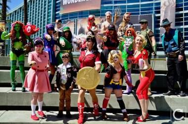 WonderCon 2017 Cosplay DC Comics